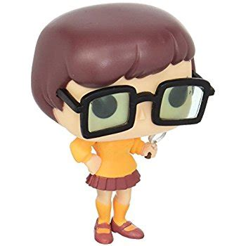 Funko Pop Animation Scooby Doo Velma 151 funko dorbz ridez scooby doo mystery machine figure toys