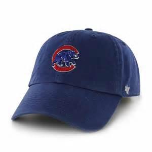 chicago cubs adjustable toddler alternate logo cap by