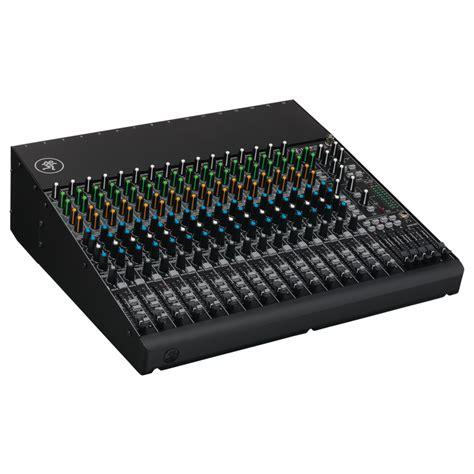 mackie 1604vlz4 16 channel mixer dv247