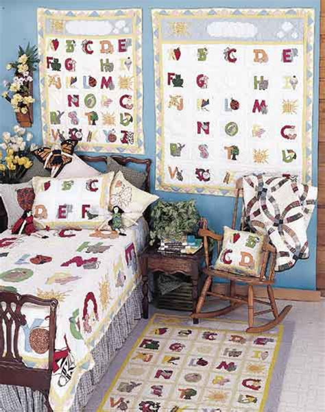 Abc Crib Bedding Abc Crib Bedding By Patchmagic Quilts Beddingsuperstore