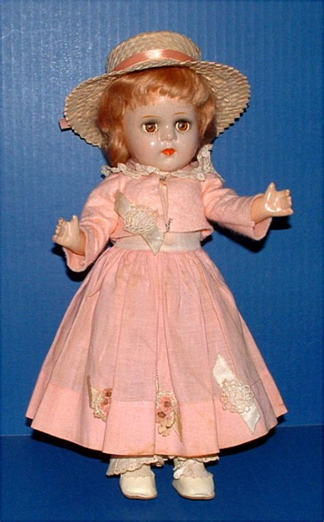 vogue composition doll vogue composition pantalette doll jean from dollybear on