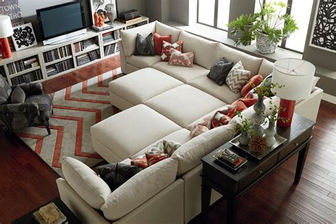 beckham pit sectional beckham by bassett furniture the most fun you can have