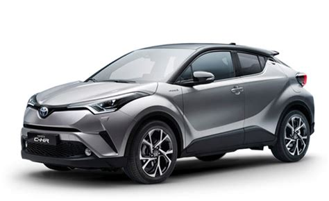 Hybrid Toyota Toyota 2017 C Hr Hybrid Crossover Important For Europe