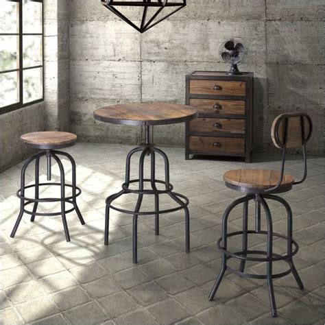 industrial kitchen table furniture industrial loft bar furniture