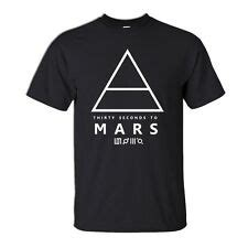 Tshirt 30second To Mars 30 seconds to mars shirt ebay