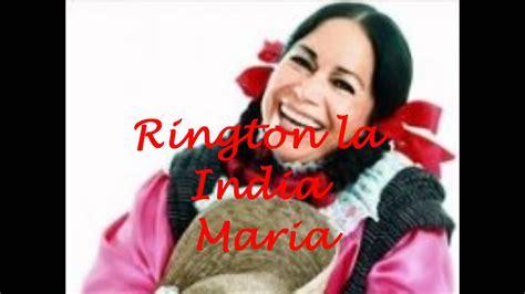 imagenes con frases de la india maria rington de la india maria wmv youtube