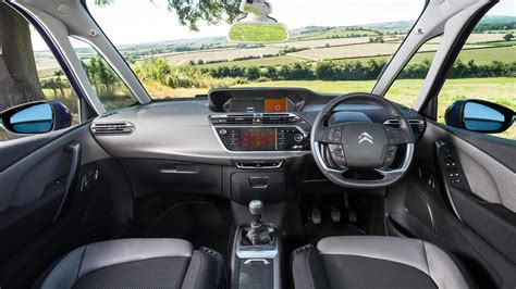citroen grand  picasso flair bluehdi   review