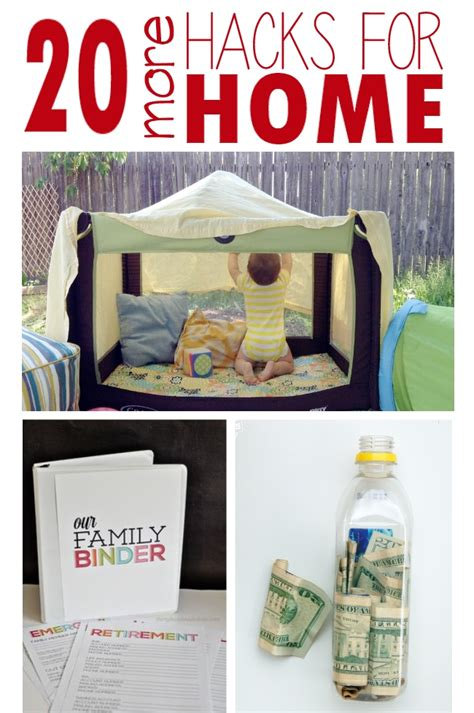 hacks for home 20 hacks for moms handy diy