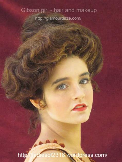 history of hairstyles in usa the history of makeup 1900 to 1919 glamourdaze