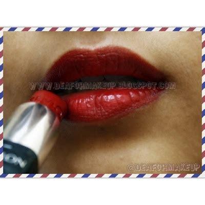 Lipstik Revlon Yg Tahan Lama review product revlon colorburst lipstick dea karhitawinata