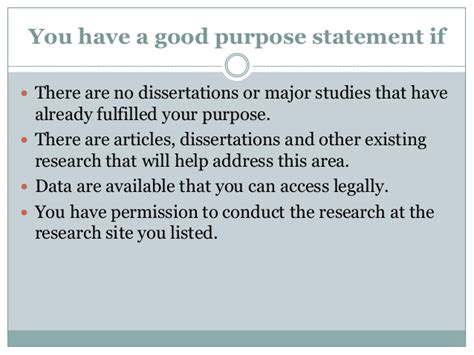 Statement Of Purpose For Mba Entrepreneurship by Research Paper Purpose Statement Marketing Best Free