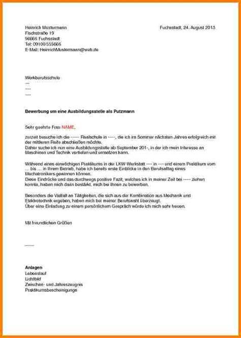 Bewerbung Praktikum Nike 8 Max Mustermann Bewerbung Resignation Format