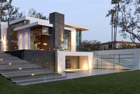 modern house plans 2013 luxury modern house ch174 building 加州比佛利山庄超现代的顶级别墅设计 别墅设计在线 yipin cn