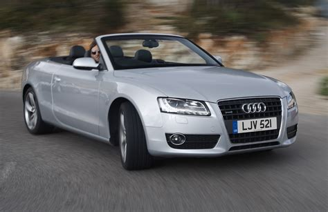 Audi A5 Mpg by Audi A5 Cabriolet 2009 2017 Running Costs Parkers