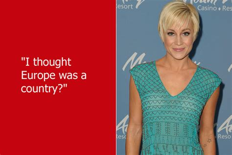 dumb celebrity quotes kellie pickler