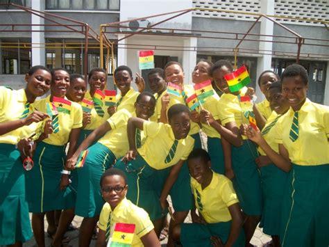 www ghana senior high school girl s h s patoranking com wesley girls high school admissions notice central