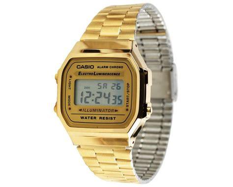 casio oro reloj casio oro