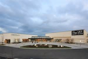 Fashion outlets of niagara falls usa new entrance to the expanded