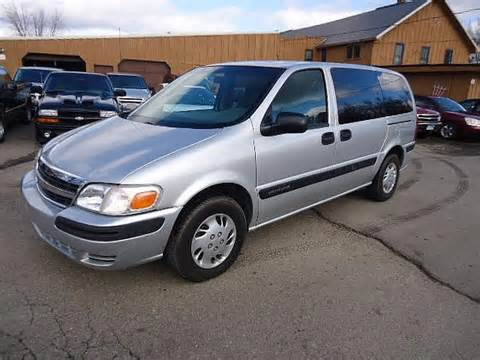 2002 Chevrolet Venture Vehicles For Sale Countryside Auto Mn