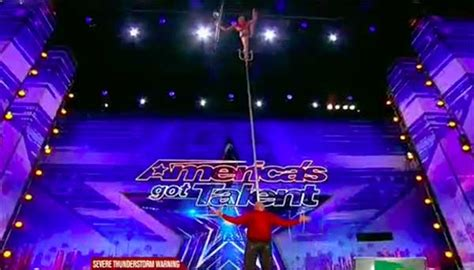 agt act and wows with dangerous act on america s got talent 2017