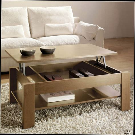 Conforama Table Basse Relevable