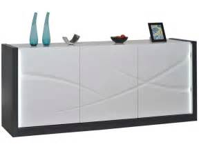 meuble tv laque blanc conforama artzein