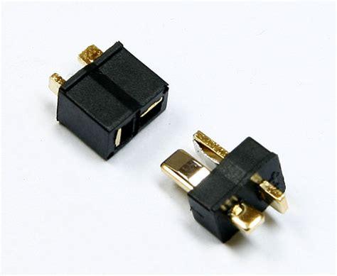New T Connector Dean Style 1 Pairs mini 2 pin dean style t connectors 10 pairs