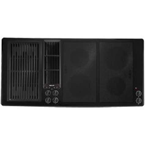 45 inch cooktop jenn air designer line modular electric downdraft cooktop