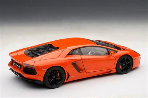 lamborghini aventador lp700 4 in orange 1 18 autoart lamborghini aventador lp700 4 arancio argos metallic orange 74665 in 1 18 scale