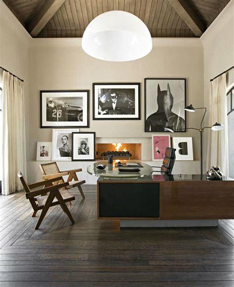 peek  kourtney kardashian home office design