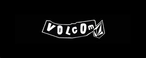 volcom logo design history  evolution