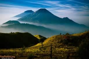 gunung prau indonesia peakery