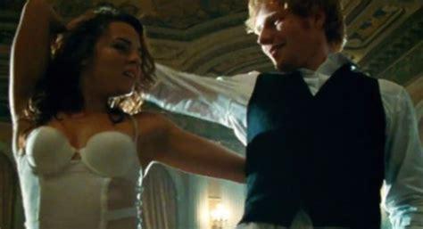 ed sheeran perfect girl name ed sheeran re takes top spot in uk single chart vibe fm