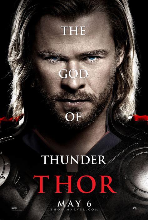 film thor wiki image thor movie poster jpg marvel movies fandom