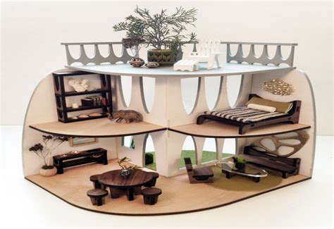 doll house furniture kits diy modern dollhouse furniture accessories
