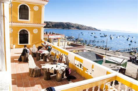 hotel mirador lago hotel mirador al lago titicaca copacabana bolivia