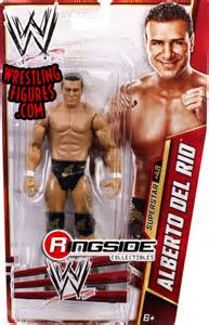 Wwe Toys Tables Alberto Del Rio Wwe Series 31 Wwe Toy Wrestling Action