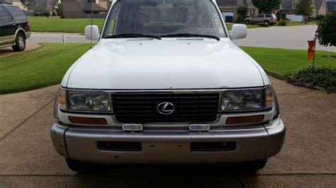 how cars run 1996 lexus lx parental controls sell used 1996 lexus lx450 base sport utility 4 door 4 5l in southaven mississippi united