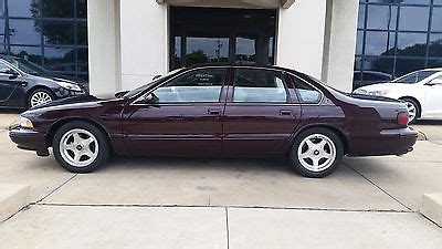 car owners manuals for sale 1996 chevrolet impala transmission control chevy caprice cars for sale in memphis tennessee