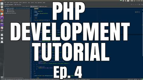 tutorial php web development cookies sessions php development tutorial episode