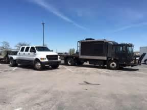 volvo tilt cab custom sleeper truck