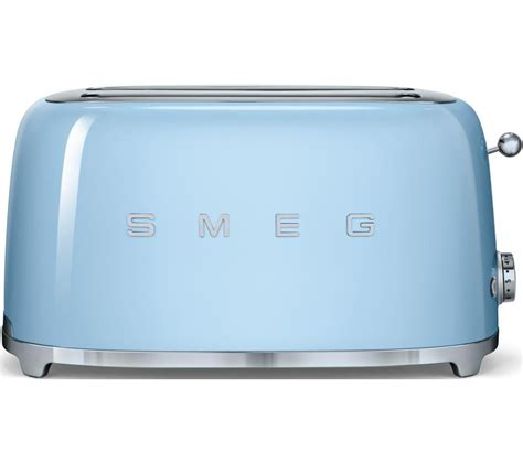 Best Price Smeg Toaster Blue Toaster Shop For Cheap Toasters And Save