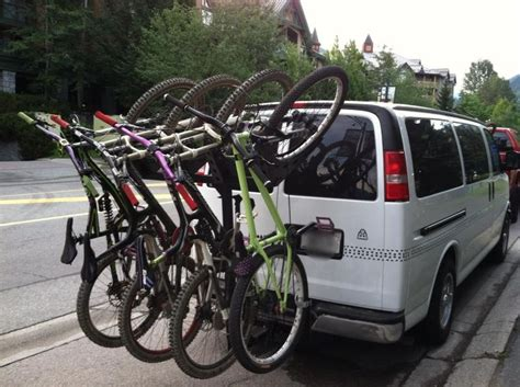 Top Bike Racks For Hitch by 17 Best Ideas About Hitch Mount Bike Rack On