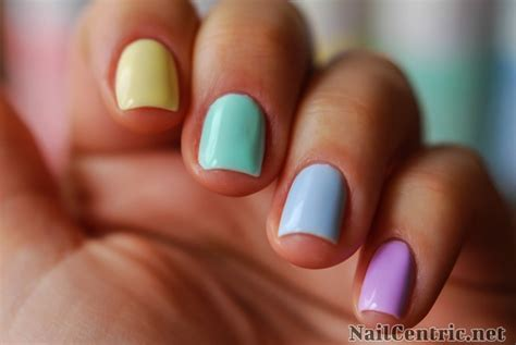 models own fruit pastel nail collection review and