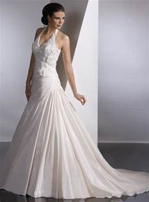 wedding dress halter lace halter wedding dresses prom dresses
