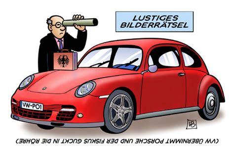 Vw Porsche Bernahme by Porsche 220 Bernahme Harm Bengen Politik Toonpool