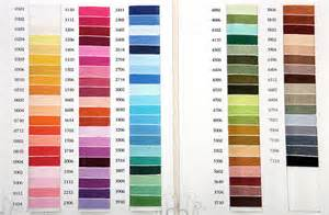 yarn color chart color chart scheme of cotton yarn for crochets and by
