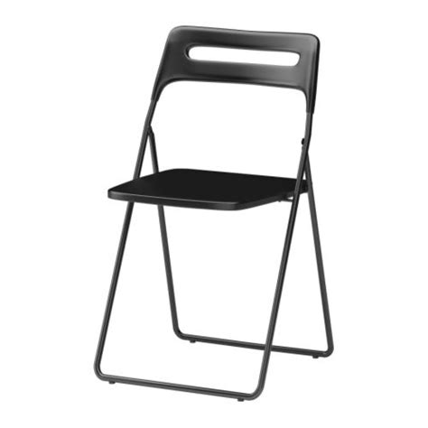Stackable Chairs For Less Nisse Folding Chair Ikea