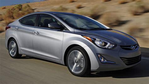 Kia Elantra 2015 2015 Hyundai Elantra Test Drive Review Cargurus