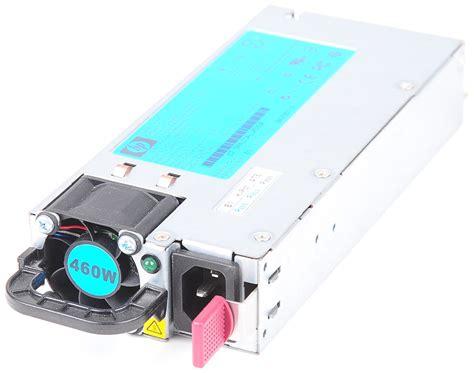 Power Supply Server Hp G6 hp 460 watt netzteil power supply dl360 dl380 g6